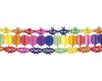 Vintage style Decoration Honeycomb- Paper decorations - 60250