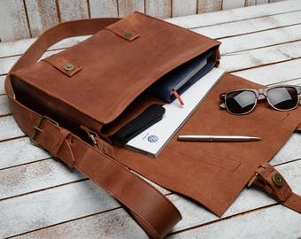 messenger bag, Leather Messenger Bag, Leather Satchel Bag , Leather Satchel ,Men Leather Bag , Leather bag for men. leather briefcase man .