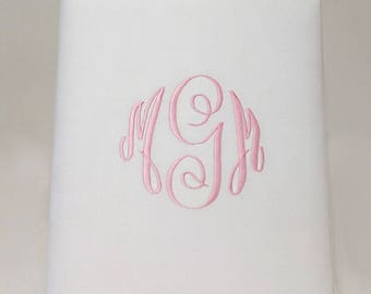 Baby Memory Book in Baby Matte Satin