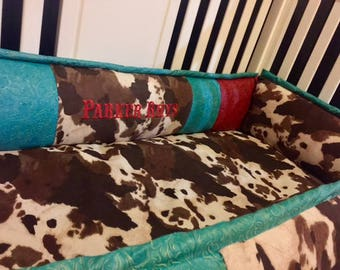 turquoise pony express with name embroidery