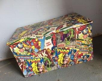 Marvel Superheroes Toy Box