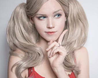 Ready to ship: Ann Takamaki from Persona 5 cosplay wig