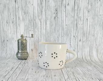 Mug Pottery - Coffee Cup - Coffee Gift - Coffee Mug Pottery - Coffee Mug Handmade - Pottery Mug Set - Pottery Mug Large - Ceramic Mug Set