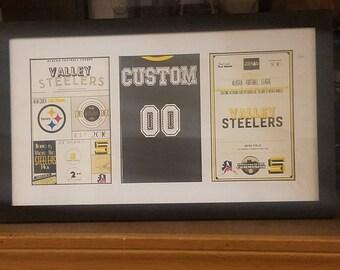 AFL Valley Steelers  Memorabilia