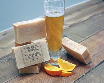 Fruit Da Beer - Handmade Bar Beer Soap **Special Price**