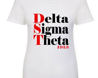 Delta Sigma Theta, DST, To Be Real, 1913, Greek Paraphernalia