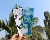 The Raven Cycle series bookmarks