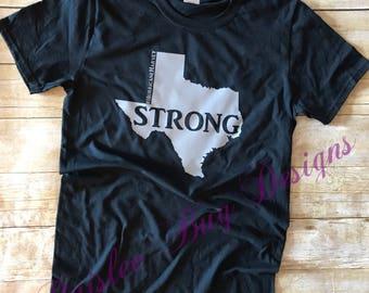 Hurricane Harvey Relief, Hurricane Harvey Donation, Hurricane Harvey Fundraiser, Texas Strong Shirt, All Profits Donated