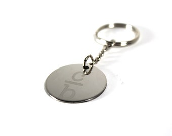 One Tree Hill Key Chain, Keychain, Clothes Over Bros Key Chain, Tree Hill Keychain, Keyring