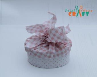 Small handmade jewellery/gift box