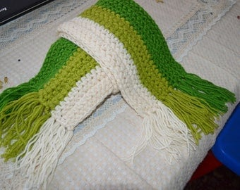 Lovely Green Scarf