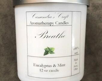 Breathe (Eucalyptus & Mint)