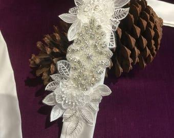 Bridal belt ,bridal sash,