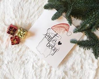 20% discount on 6 KartenSanta Baby – Christmas card (free shipping)
