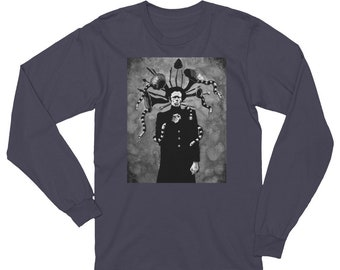 Tom Waits Unisex Long Sleeve T-Shirt