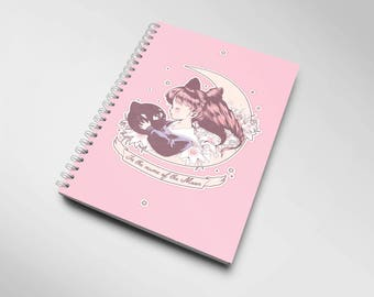 Notebook Chibiusa - Sailor Moon