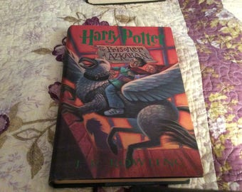 Lot of 3 Harry Potter Books Goblet of Fire, Prisoner of Azkaban
