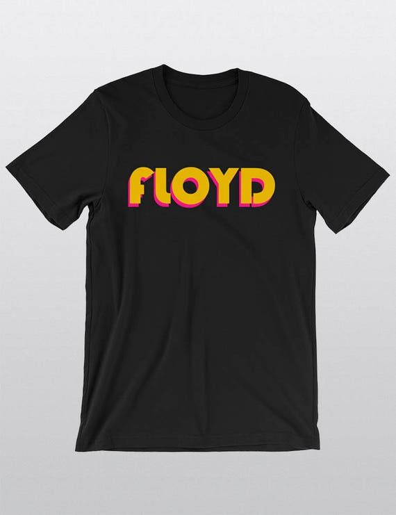 FLOYD | UNISEX 100% Cotton T-Shirt