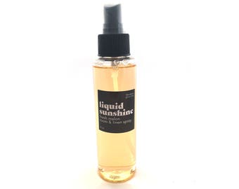 Liquid Sunshine Everywhere Spray - Room Spray - Linen Refresher - Body Spray - Air Freshener - Deodorizing Spray - Housewarming Gift