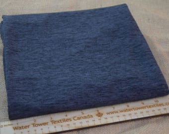 Athleisure Double Brushed Poly, Space Dye Midnight - 1/2 Meter