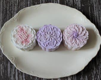 Bath Bomb Gift Set - Floral