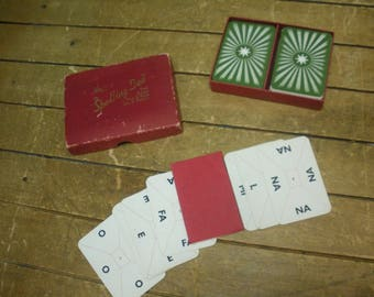 Waddingtons 1930's Spelling B Game for Adults & Children