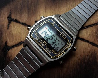 Vintage Meister Anker Digital Wrist Watch.