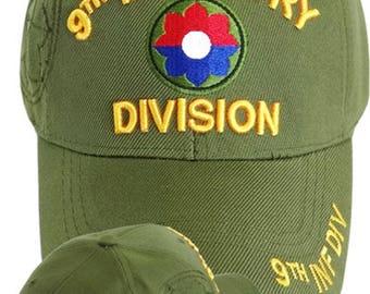 9th Infantry Division Cap