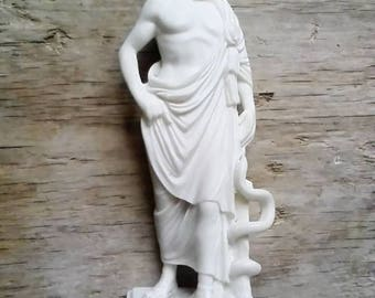 Archimedes Statue - Greek pagan altar witchcraft witch wiccan wicca ornament housewares