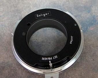 oligor T4 lens mount for Nikon