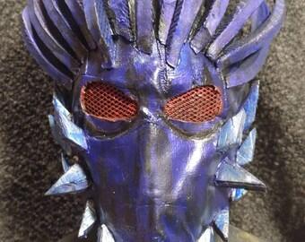 Blackheart Mask