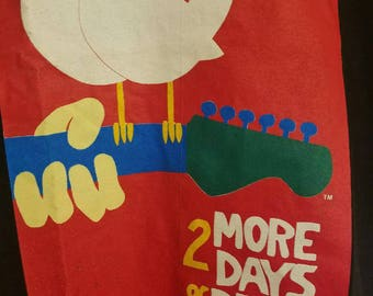 Vintage 1994 Woodstock shirt