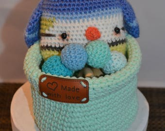 box birth 100% handmade