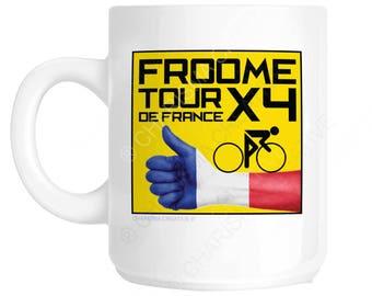 Chris Froome Fun Mug CH561