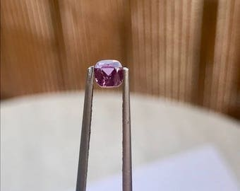 Pink Sapphire - 0.59 ct - natural