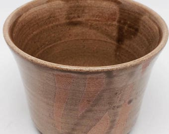 brown wood ,unique,handmade,ceramic,pottery,coffee, tea cup,gift,housewarming ,kitchen, dining