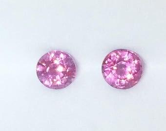 Tourmaline, pink gemstone, Violet gem