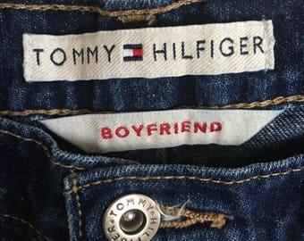 Women Tommy Hilfiger boyfriend shorts