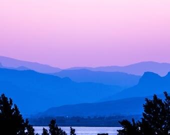 Yellowstone Sunset 2