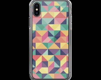 Colorful Iphone X Case