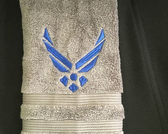 Air Force Hand Towel