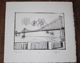 Bay Bridge Print 4