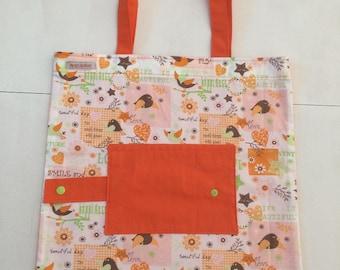 TOTE BAG/purse folding/tote bag