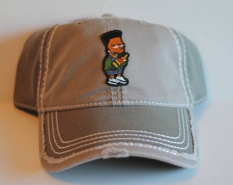 Henny Bart Dad Hat (Two tone)