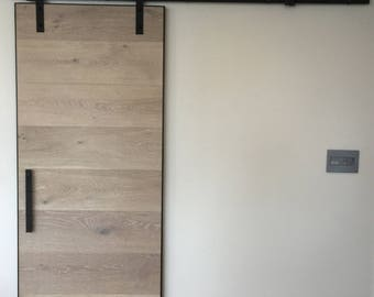 Custom Barn Door & Hardware