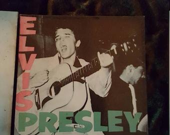 Set of 4 vintage 1995 Elvis Presley coasters