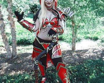 Sylvanas/Blood Elf WoW
