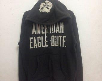 Vintage 90's American Eagle Hoodies Sweatshirts