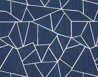 BLUE DREAM pet bandana, pet neckwear, dog bandana, cute, modern