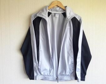 Vintage 90's Reebok windbreaker Women' size S, Reebok vintage jacket, reebok windbreaker small, reebok vintage, old school jacket